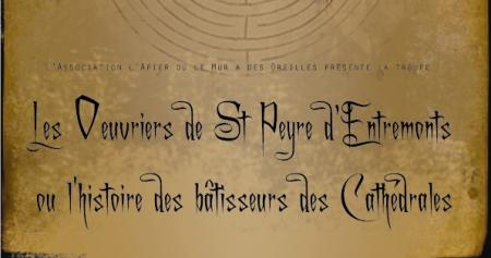 Les Oeuvriers de Saint-Peyre, animations médiévales